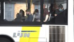 "Kans op coronabesmetting in trein, tram of bus is ""miniem"""