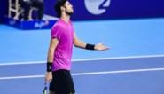 Russische toptennisser wordt razend in kwartfinale European Open in Antwerpen en verliest daarna ook nog eens de wedstrijd