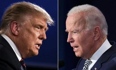 HERBELEEF. Volg hier het tweede debat tussen Donald Trump en Joe Biden, zoals het gebeurde