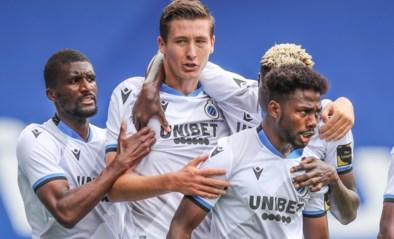 Club Brugge is na zege bij Zenit nu ook hoogst gerangschikte Belgische ploeg in Europa