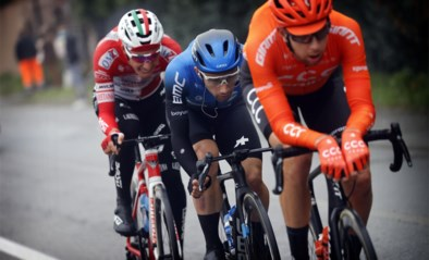 """Victor Campenaerts onder de indruk van winnaar: """"Imposant nummer, maar wel een gemiste kans voor mezelf"""""""