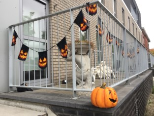 Huisvestingsmaatschappij beloont Halloweenacties