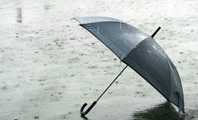 Wind en regen zorgen voor wisselvallig weekend