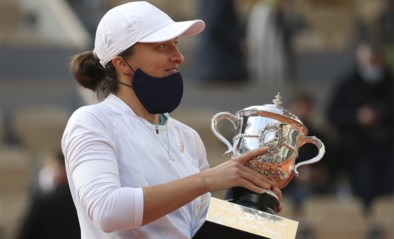 Titel op Roland Garros levert Iga Swiatek prestigieuze Poolse onderscheiding op