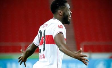 Belgische belofteninternational scoort zijn eerste goal in de Bundesliga en breekt meteen record