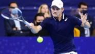 European Open in Antwerpen weer geen succes voor David Goffin: meteen uitgeschakeld in eerste wedstrijd