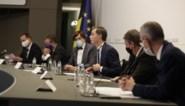 Overlegcomité rondt vergadering over extra maatregelen af, vrijdagochtend persconferentie: geen publiek meer bij topsport