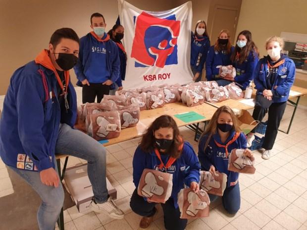 Gratis en coronaproof ontbijtpakket in Gruitrode op Dag van de Jeugdbeweging