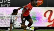 Jérémy Doku kan geen potten breken tijdens eerste basisplaats bij Rennes