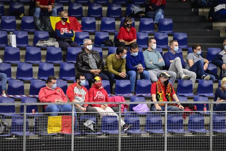 Vandaag dan toch nog publiek in Lotto Arena voor European Open, ook andere sporten nemen maatregelen