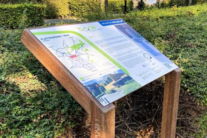 Toerisme Baarle werkt wandel- en fietsroute uit, borden brengen enclaves in beeld
