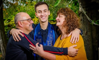 """Mister Gay verzoent zich met zijn ouders: """"De spanningen liepen toen zo hoog op dat ik wel moest vertrekken"""""""