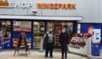Nieuwe shop bij tankstation