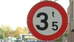 Tonnagebeperking en lagere maximumsnelheid moeten sluipverkeer tegengaan