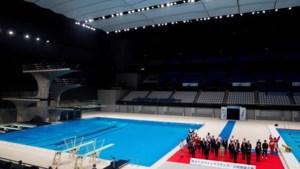 Tokio opent olympisch zwemstadion