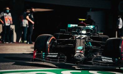 Mercedes domineert laatste oefensessie GP van Portugal