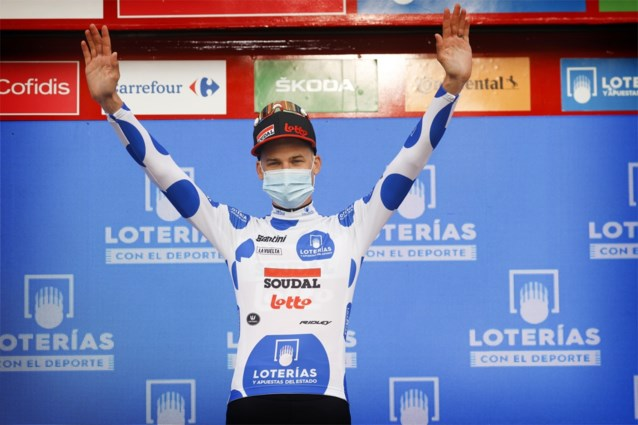 Dubbel goed nieuws: Lotto-Soudal kondigt contractverlenging Tim Wellens aan na Vuelta-ritwinst