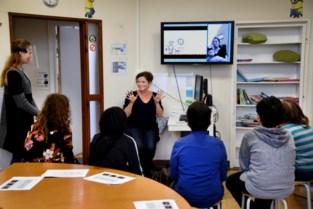 Digitaal onderwijs ook uitdaging voor dove en slechthorende kinderen