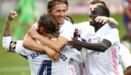 Sergio Ramos en Luka Modric redden hachje van coach Zidane in Clásico