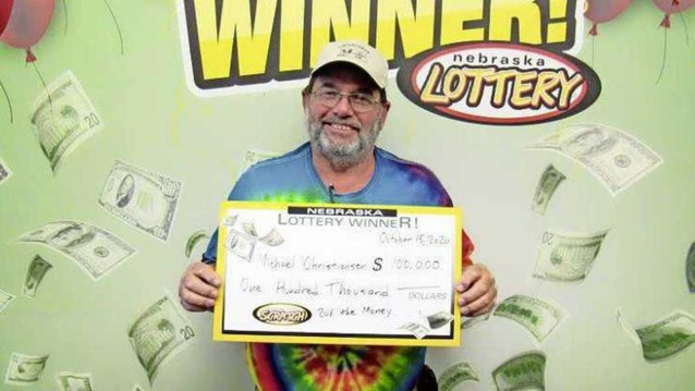 Man wint twee keer in een jaar tijd de jackpot