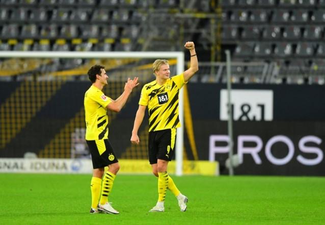 Dortmund boekt eenvoudige zege in Revierderby tegen Schalke 04