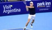 Geen David Goffin op het ATP-toernooi in Wenen na snelle exit in Antwerpen