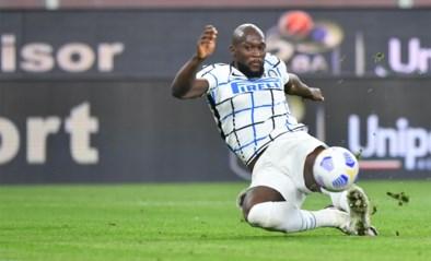 Hij blijft maar scoren: Inter Milaan wint met 0-2 dankzij goal Romelu Lukaku