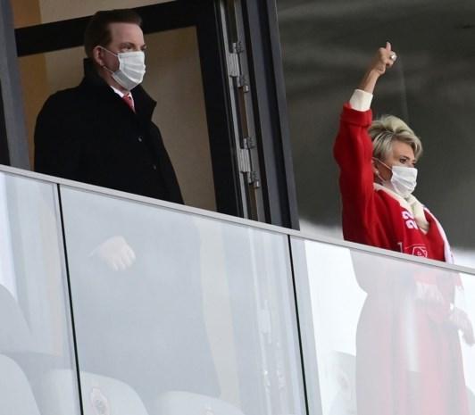 """Antwerp-voorzitter Paul Gheysens haalt uit na derbyzege: """"Die scheidsrechter heeft onze match toch proberen te verbrodden, niet?"""""""