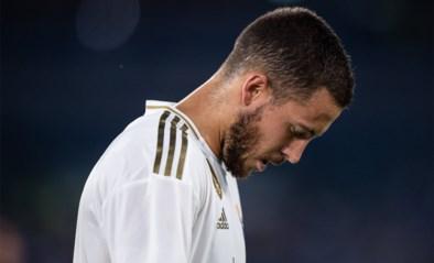 Einde van lijdensweg in zicht: Eden Hazard terug op training bij Real en meteen in selectie voor Champions League
