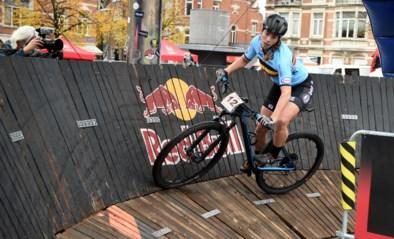 Dubbele Franse wereldtitel op WK Mountainbike eliminator in Leuven