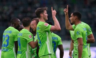 Koen Casteels pakt met Wolfsburg eerste zege