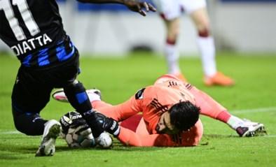Club Brugge glijdt uit aan Den Dreef, doelman Romo matchwinnaar na 2-1