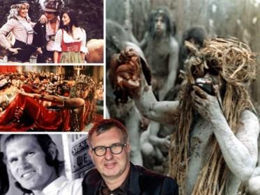 Seks in lederhosen, sadistische SS-poezen en een jacuzzimoord: Jan Verheyen blikt terug op de waanzin van de seventiesfilms