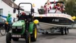 Zie ginds komt de… speedboot: aankomst van Sint krijgt coronaproof alternatief