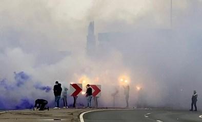 Beerschot-supporters krijgen boete voor erehaag spelersbus