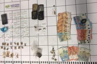 Politie pakt vijf jonge drugsdealers op