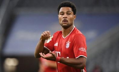 Bayern München kan weer op Gnabry rekenen