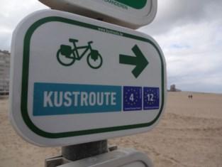 """Nieuwe Kustroute ideaal voor """"meerdaagse fietsvakantie aan zee"""""""