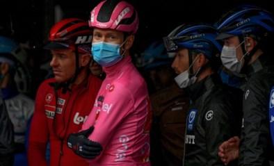 """Rennersvakbond spreekt zich in open brief uit over Giro-staking: """"Wij zijn mensen, geen superhelden"""""""