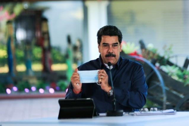 """Maduro: """"100 procent werkzaam coronageneesmiddel ontdekt in Venezuela"""""""