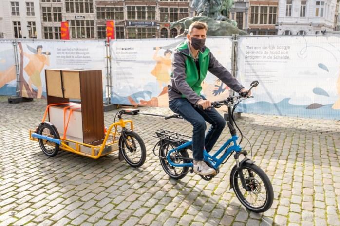 Cargofiets nodig? Tot eind november gratis bij Kringwinkel en bouwmaterialenbedrijf Ecomat