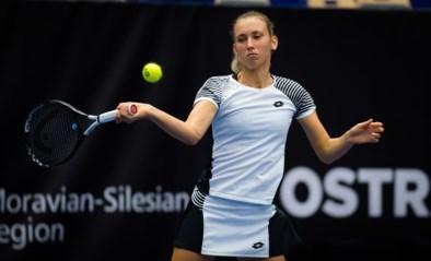 Elise Mertens behoudt 21ste plaats op wereldranglijst