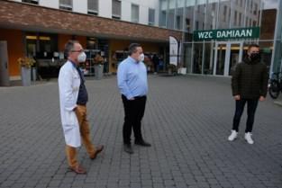 """Woon-zorgcentrum werkt samen met gemeente om corona-uitbraak aan te kunnen: """"We redden het nog amper"""""""