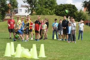 Speelpleinwerking en sportkampen gaan door