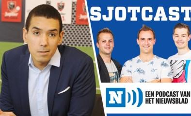 """SJOTCAST. Pro League-woordvoerder Stijn Van Bever: """"Mijn record? 135 telefoons op één dag"""" En win een gesigneerd shirt van KV Oostende!"""