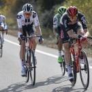 Geen koers in Spanje vandaag. De renners in de Vuelta genieten van hun eerste rustdag.