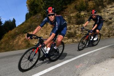 """Cameron Wurf (37), renner-triatleet bij Ineos en helper van leider Carapaz: """"Mijn loopschoenen gaan als eerste de valies in"""""""
