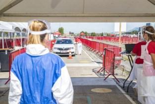 Eerstelijnszone Druivenstreek gaat mensen testen op coronavirus in hun eigen auto