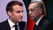 Macron en Erdogan op voet van oorlog, en de aanvallen worden persoonlijker