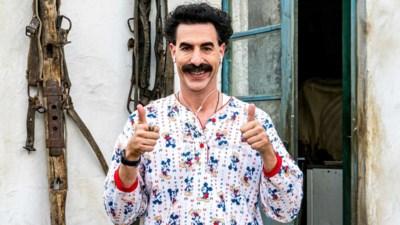 RECENSIE. 'Borat subsequent moviefilm' van Jason Woliner: Het truukje werkt niet meer **